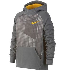NWT Boys Size Medium Nike Therma Fleece Hoodie